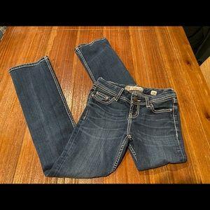 Buckle BKE Women's Addison Bootcut Jeans 25x31.5
